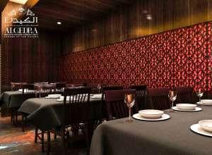 Restaurants Interior Design by ALGEDRA