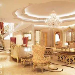 Lobby Entrance Interior luxury