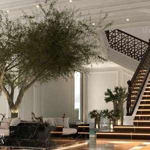 entrance staircase design