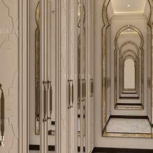 تصميم مدخل الباب الرئيسي