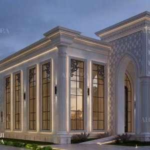 villa exterior design in istanbul