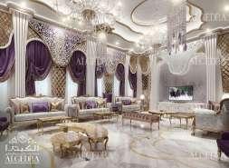 Master Living Room by ALGEDRA
