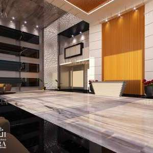 Luxury Style interior for Hotel