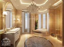Luxury Bathroom Decoration