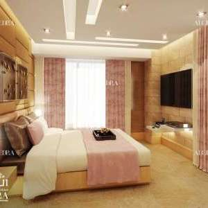 تصميم غرفة نوم فاخرة