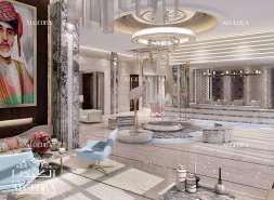 فندق فخم التصميم الداخلي