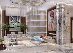 luxury hotel interior design