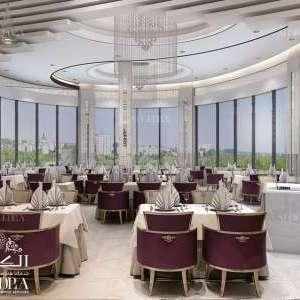 luxury hotel design Dubai