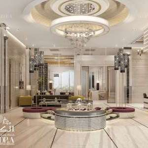 hotel interior design UAE