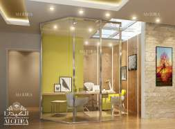 office interior design Dubai
