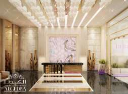 dubai office interior design