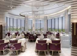 Luxury Restaurant Interior Design