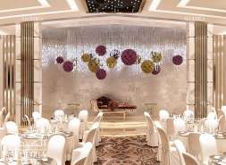 Restaurant Interior Design by Algedra