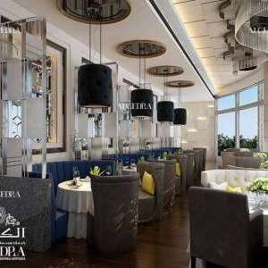 restaurant interior design Dubai