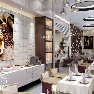 Beautiful Dining Cafe Design
