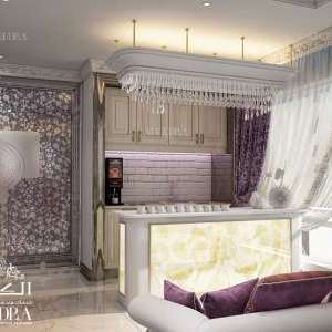 salon interior Dubai