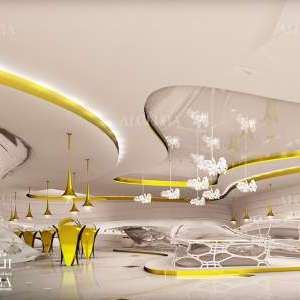 SHOWROOMS INTERIOR DESIGN