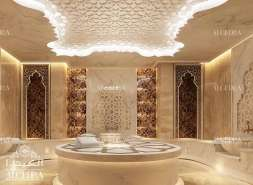 spa Interior design Dubai