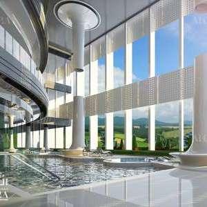 luxury Spa design