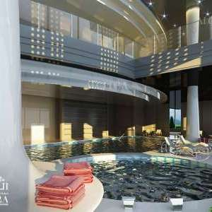 Spa Interior Design UAE