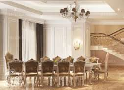 Algedra Dining interior design