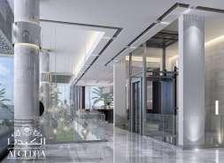 Lobby Entrance Design