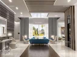 Entrance Lobby Design for Villa