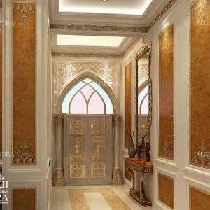 قاعة تصميم المدخل