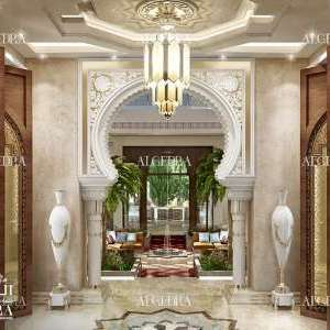 Luxury Hall Entrance