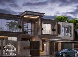 palace exterior design