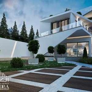 تصميم العمارة الإسلامية الحديثة