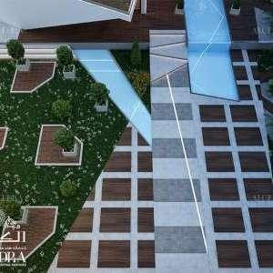 مخططات معمارية حديثة للمنازل
