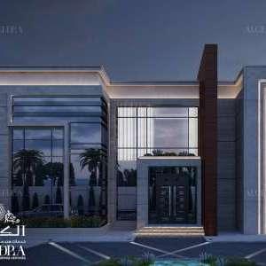 best modern architecture uae