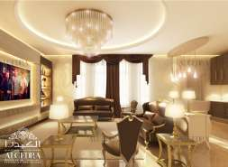 Family Hall Room Design