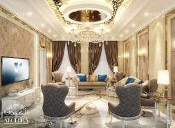 Family Sitting Room Design for Home
