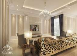 Interior Design for Palace