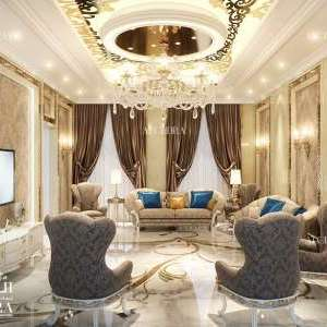 Family Sitting Room Design for Home
