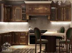 Luxury Kitchen interior Design