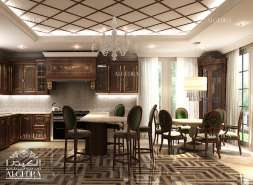 Kitchen Interior Design by Algedra