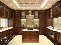 luxury kitchen design Dubai