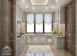 interior kitchen design Dubai