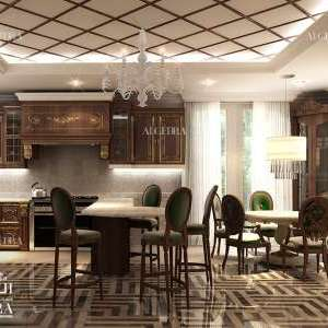 Kitchen Interior Design by Algedra