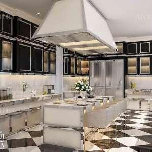 beautiful kitchen design Dubai