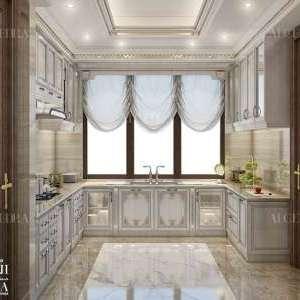 interior kitchen design Dubai