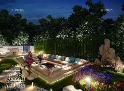 Beautiful Garden Design for Villa