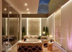 villas landscape designs