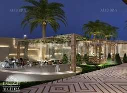 تصميم الحدائق دبي
