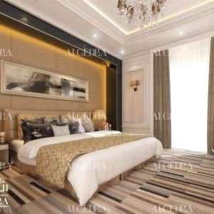 Luxury Design Master Bedroom