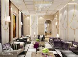 Luxury Majlis Interior Design by Algedra