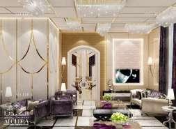 Beautiful Majlis Interior for Women